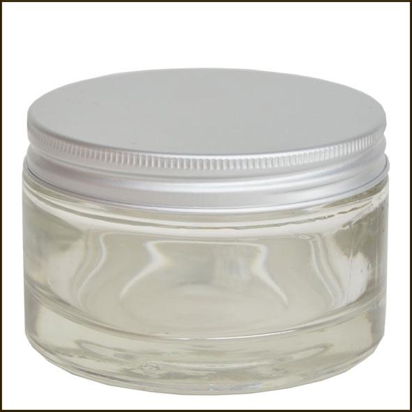 Pot verre couvercle aluminium 200 ml - Pots de yaourts en verre avec couvercle ...